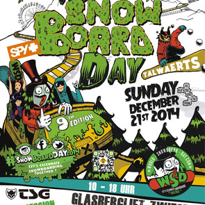 WORLD SNOWBOARD DAY 2015